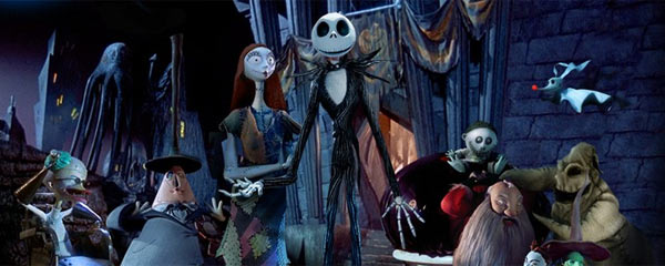Image result for nightmare before christmas movie