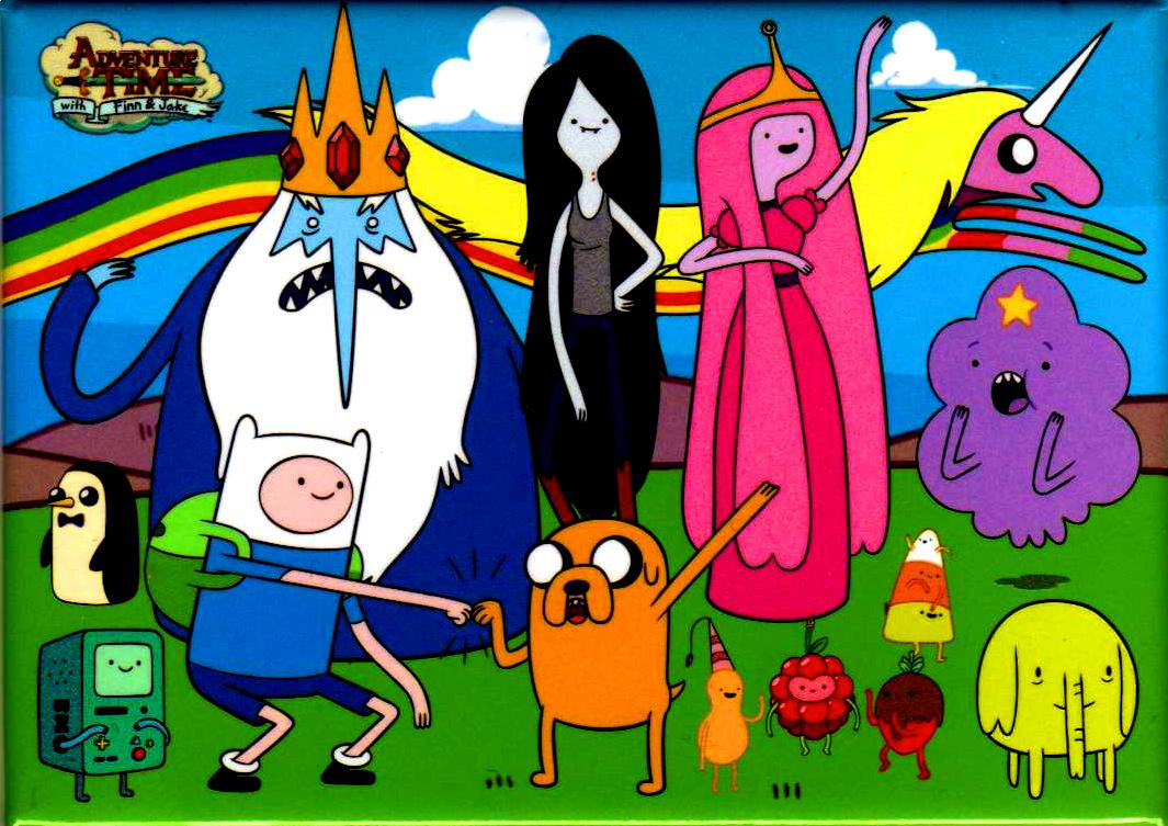 The Bechdel Test vs  cartoon pilot episodes – Screen Queens