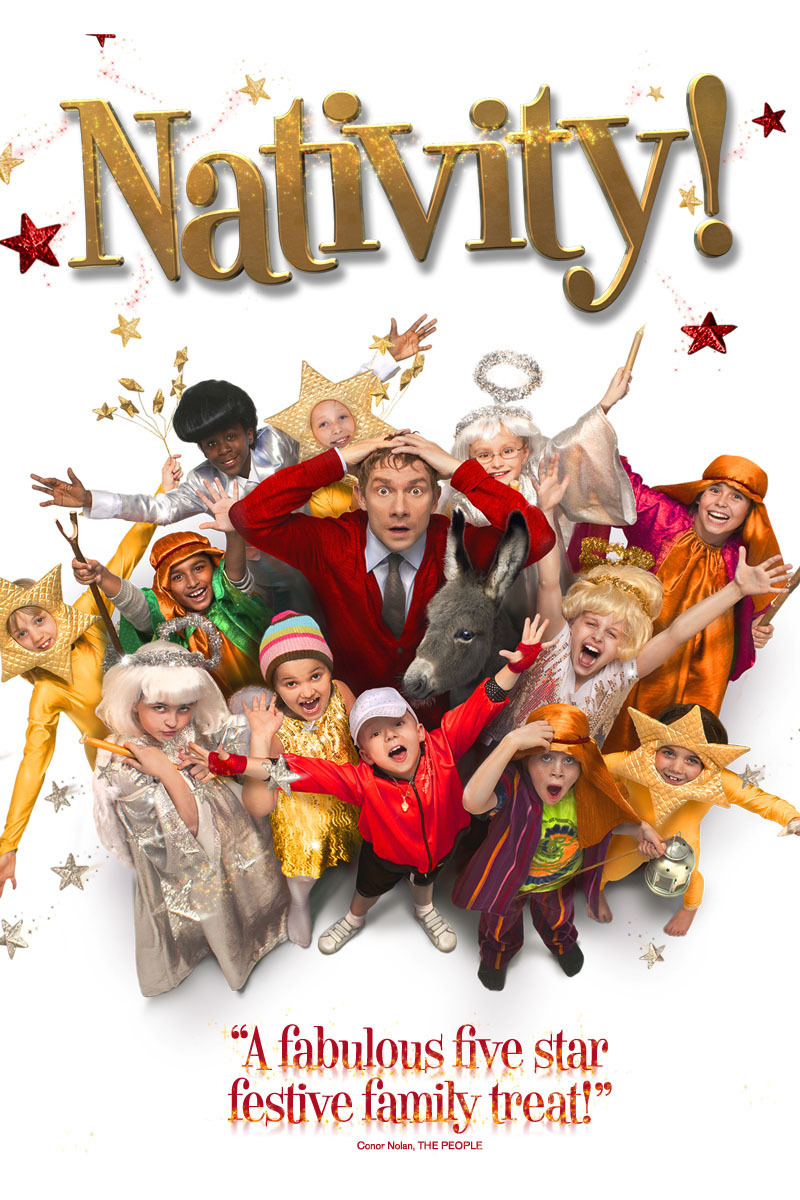 CHRISTMAS MOVIE COUNTDOWN #13: Nativity | SCREENQUEENS
