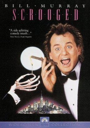 CHRISTMAS MOVIE COUNTDOWN #22: Scrooged