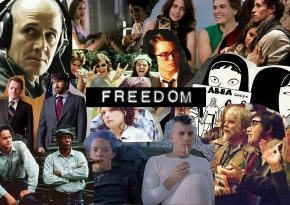 WRITERS CHOICE- This month's theme is 'FREEDOM'