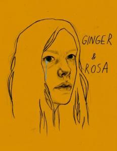 Ginger & Rosa Poster BETH DUNNE