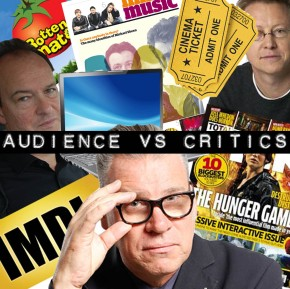 ROUNDTABLE: Critics vs. Audience opinion, who do you trust?