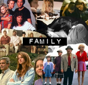 WRITER'S CHOICE: This month's theme is 'FAMILY'