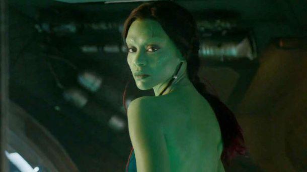 Gamora Insert Image 1