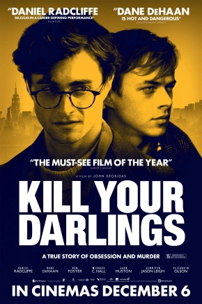 STREAM OF CONSCIOUSNESS- Kill Your Darlings: On Beatniks, mine-sweeping and Daniel Radcliffe's snailtrail