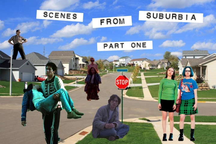 scenes from suburbia ppart 1