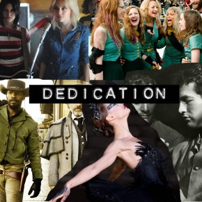 WRITERS CHOICE: This month's theme is 'Dedication'
