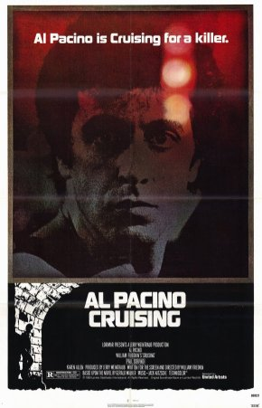 STREAM OF CONSCIOUSNESS- Cruising: On S&M, Al Pacino's perm and a Cowboy in a thong