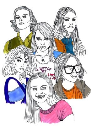 HIGH SCHOOL HEROINES: Film & TV ladies to help shape your schoolexperience