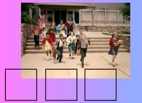 SCHOOLS BACK: School themed movies of the 50's and60's
