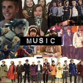 WRITERS CHOICE: This months theme is 'Music'