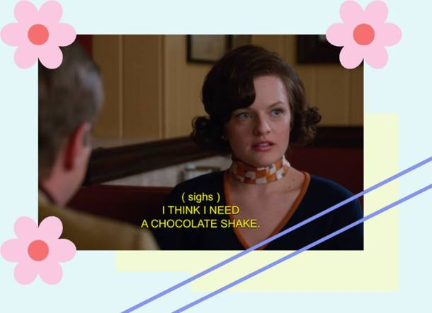 shes all that peggy olson Sarah K