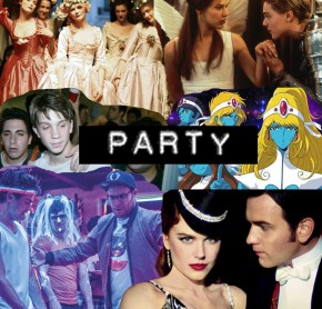WRITERS CHOICE: This months theme is 'Party'