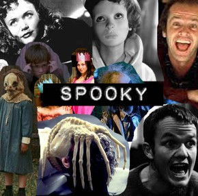 WRITERS CHOICE: This month's theme is 'Spooky'