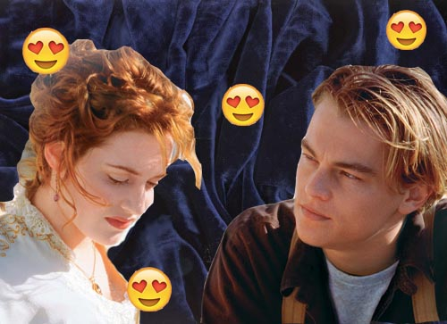 Titanic-equality romance and tragedy