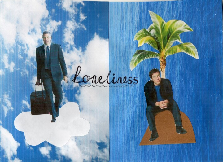 up in the air and about a boy-loneliness