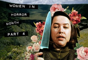 WOMEN IN HORROR SHOWCASE: Part 4