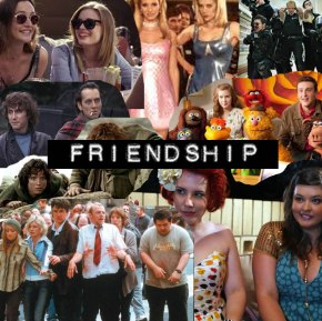 WRITERS CHOICE: This months theme is 'Friendship'