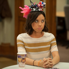 SHE'S ALL THAT: April Ludgate
