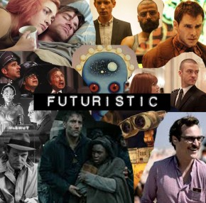 WRITERS CHOICE: This months theme is 'Futuristic'