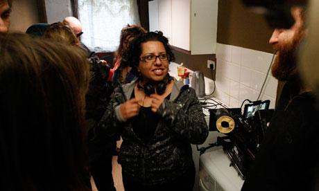 Tina Gharavi, director of Iranian-British film I Am Nasrine