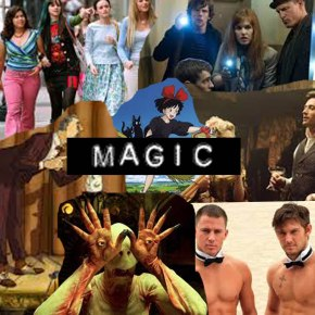 WRITERS CHOICE: This months theme is 'Magic'
