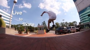 FILM SUBMISSION: 'Live to Skate' by Ava Kuslansky