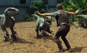 REVIEW- Jurassic World: On nostalgia, running in heels and the theme park of our dreams