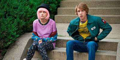 Olivia Cooke plays a cancer-suffering teen in Me and Earl and the Dying Girl