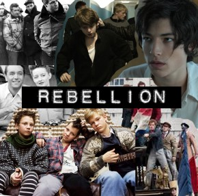 WRITERS CHOICE: This months theme is 'rebellion'