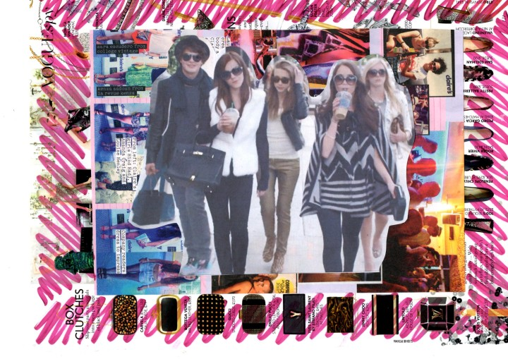 The Bling Ring and Pretty Wild influences