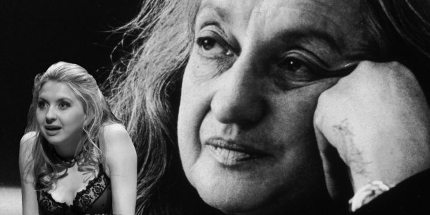 27th January 1980: Headshot of American author and feminist leader Betty Friedan leaning on her hand during a Governor's conference on families at Fordham University, Lincoln Center, New York City. (Photo by Marilyn K. Yee/New York Times Co./Getty Images)