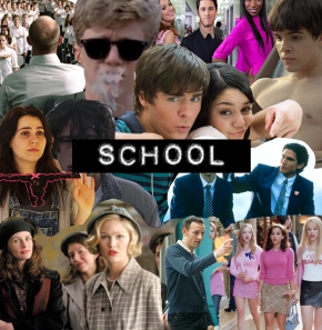 WRITERS CHOICE: This months theme is 'School'