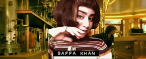 TALK TO THE INTERNET: Saffa Khan