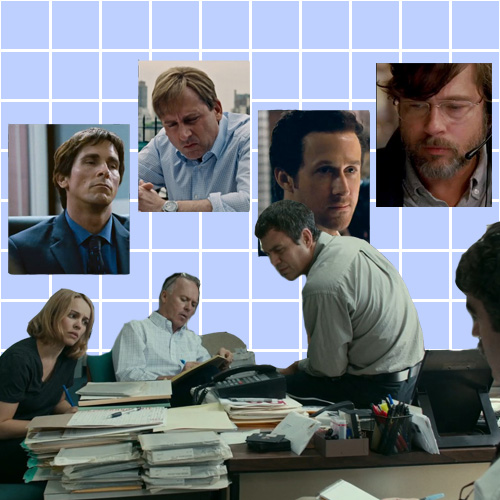 big short spotlight