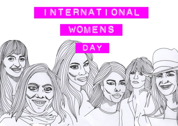 INTERNATIONAL WOMENS DAY 2016