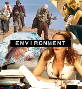 WRITERS CHOICE: This months theme is 'Environment'