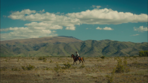 REVIEW- Slow West: On matte paintings, love and the survivalinstinct