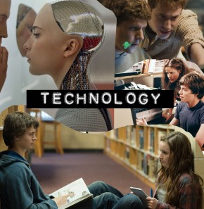 WRITERS CHOICE: This months theme is 'technology'
