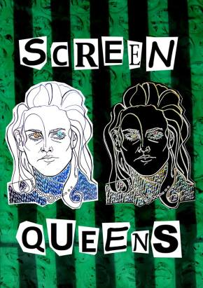 SCREENQUEENS ISSUE 1 IS HERE