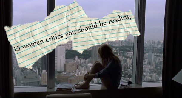 15 women critics to read