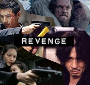 WRITER CHOICE: This months theme is 'REVENGE'
