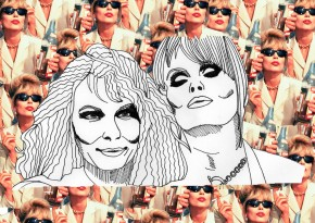 On Absolutely Fabulous The Movie and creating spaces for women's cinema