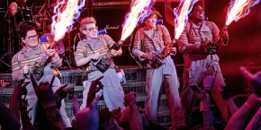 REVIEW- Ghostbusters: On 00's monsters, slime and irrevocable coolness