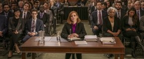 Miss Sloane- A Woman's vicious journey in the political field