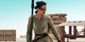 SHE'S ALL THAT: Rey (The Force Awakens)