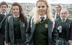 Derry Girls looks to the strong and amazing women of the troubles, to produce Channel 4's biggest comedy hit since 2004