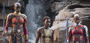 The Wonder Women of Wakanda
