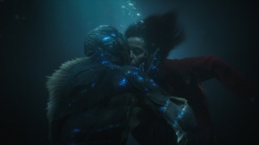 REVIEW- The Shape of Water: Del Toro's dark fairytale enchants with a sublime score and a big heart